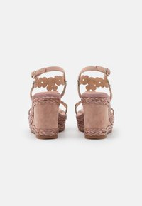Alma en Pena - Platform sandals - old pink - 3