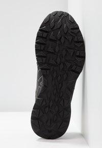ASICS - GEL-SONOMA 4 G-TX - Trail running shoes - black/stone grey - 4