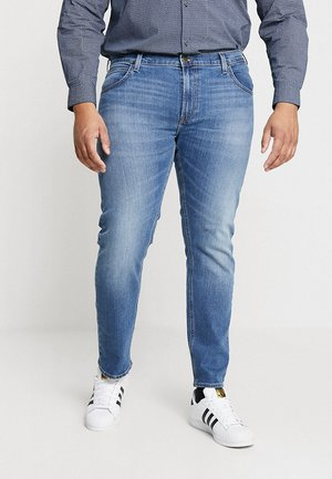 DAREN ZIP FLY - Slim fit jeans - broken blue