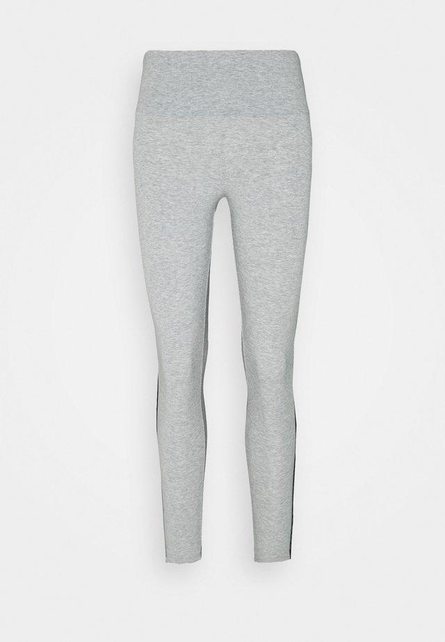 LEGGINGS - Collants - light melange grey