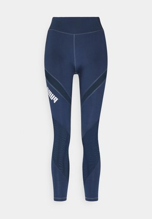 PAMELA REIF X PUMA COLLECTION MID WAIST - Legging - sargossa sea