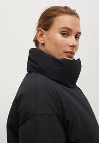Mango - NATA - Zimní kabát - schwarz - 4