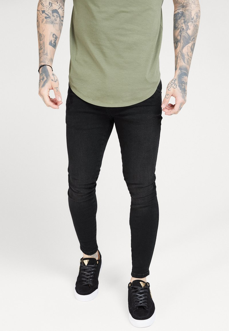 SIKSILK - SKINNY  - Jeans Skinny Fit - carry over