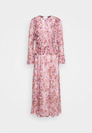 GIO DRESS - Vestido largo - sorbet