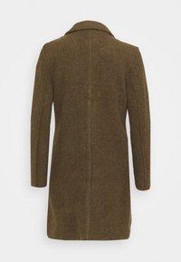 Mavi - Classic coat - dusky green - 1