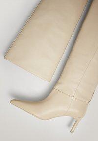 Massimo Dutti - LIMITED EDITION  - Laarzen - white - 5