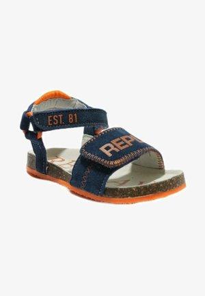Sandalias de senderismo - azul
