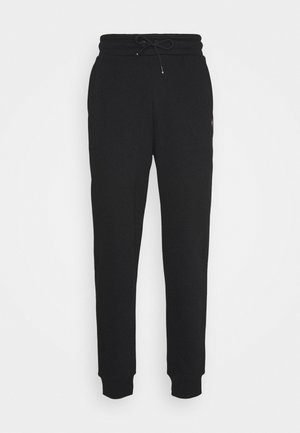 CUFFED REGULAR PANT - Pantalon de survêtement - black