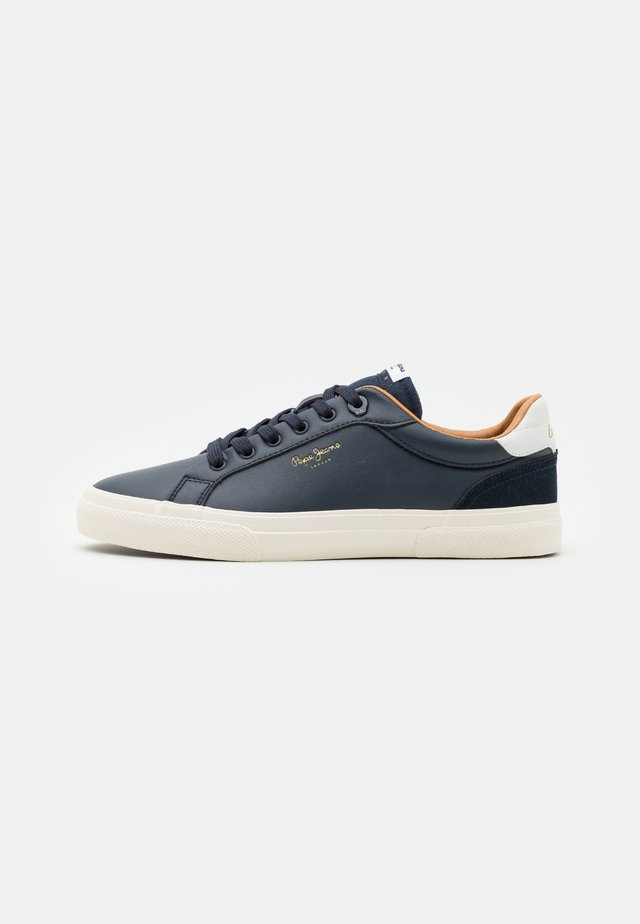 KENTON CLASSIC MAN - Sneakers basse - navy