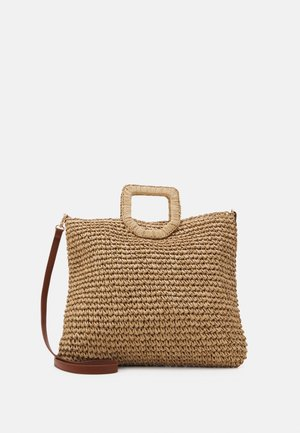 Shopping bag - natural