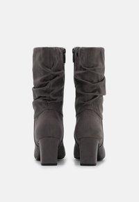 Tamaris - BOOTS - Boots - graphite - 3