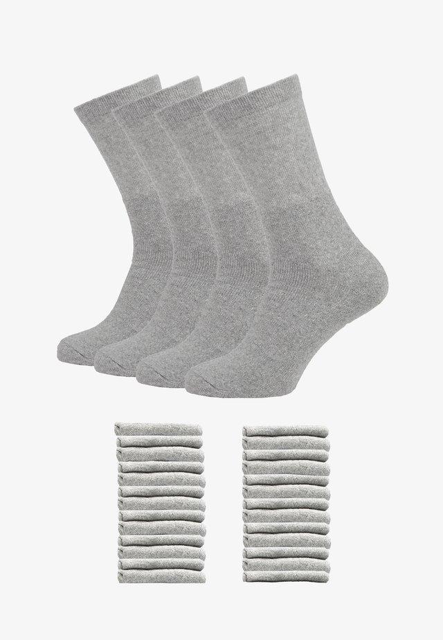 30ER PACK - Sokken - grau