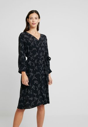 MIDI - Day dress - black