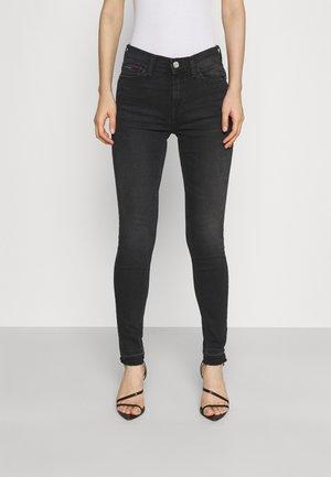 NORA SKINNY - Jeans Skinny Fit - ceasar black