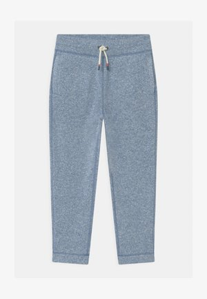 BOY  - Tracksuit bottoms - chrome blue
