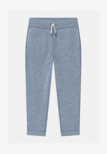 BOY  - Spodnie treningowe - chrome blue