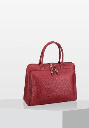 Briefcase - garnet