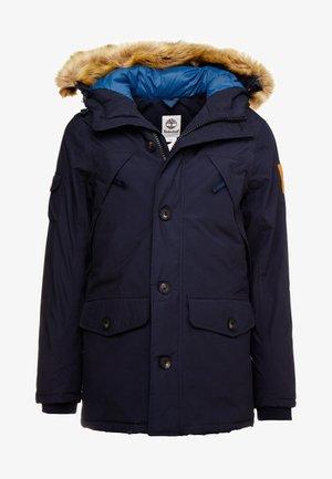 SCAR RIDGE - Płaszcz zimowy - dark sapphire
