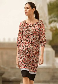 Laura Kent - Day dress - sand schwarz - 2