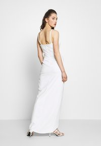 WAL G. - PANEL DETAIL LONG DRESS - Occasion wear - white - 2