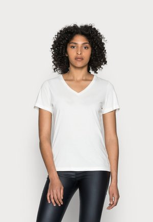 NAIA - T-shirt basique - off-white