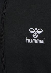 Hummel - Zip-up hoodie - black - 7
