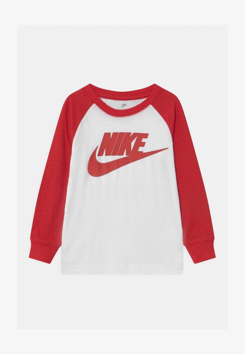 Nike Sportswear - SAFARI FUTURA RAGLAN - Camiseta de manga larga - white