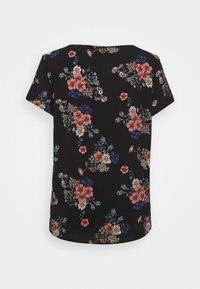 Vero Moda - VMSAGA - Camiseta estampada - black - 6