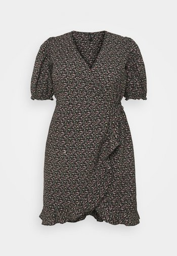 VMBELINA 2/4 WRAP DRESS