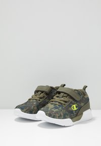 Champion - LEGACY LOW CUT SHOE RAMBO  - Sports shoes - khaki - 3