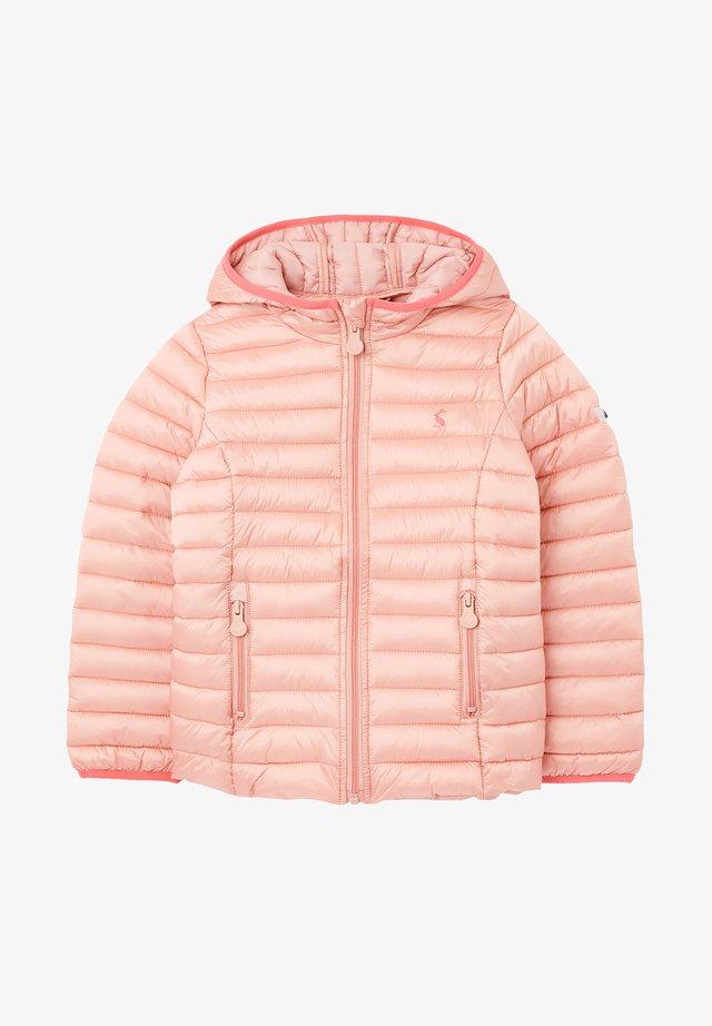 VERSTAUBARE, WATTIERTE KINNAIRD - Light jacket - rosa