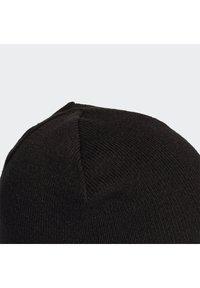 adidas Performance - LOGO HORIZONTAL LINK WOOLIE BEANIE - Bonnet - black - 4
