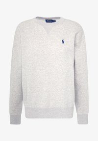LONG SLEEVE - Sweatshirt - mottled grey