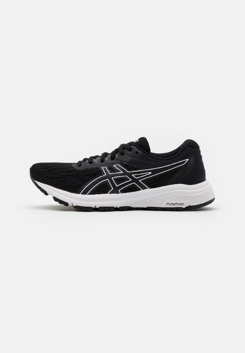 ASICS - GT-800 - Stabilty running shoes - black/white