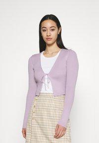 Even&Odd - Vest - lilac - 0