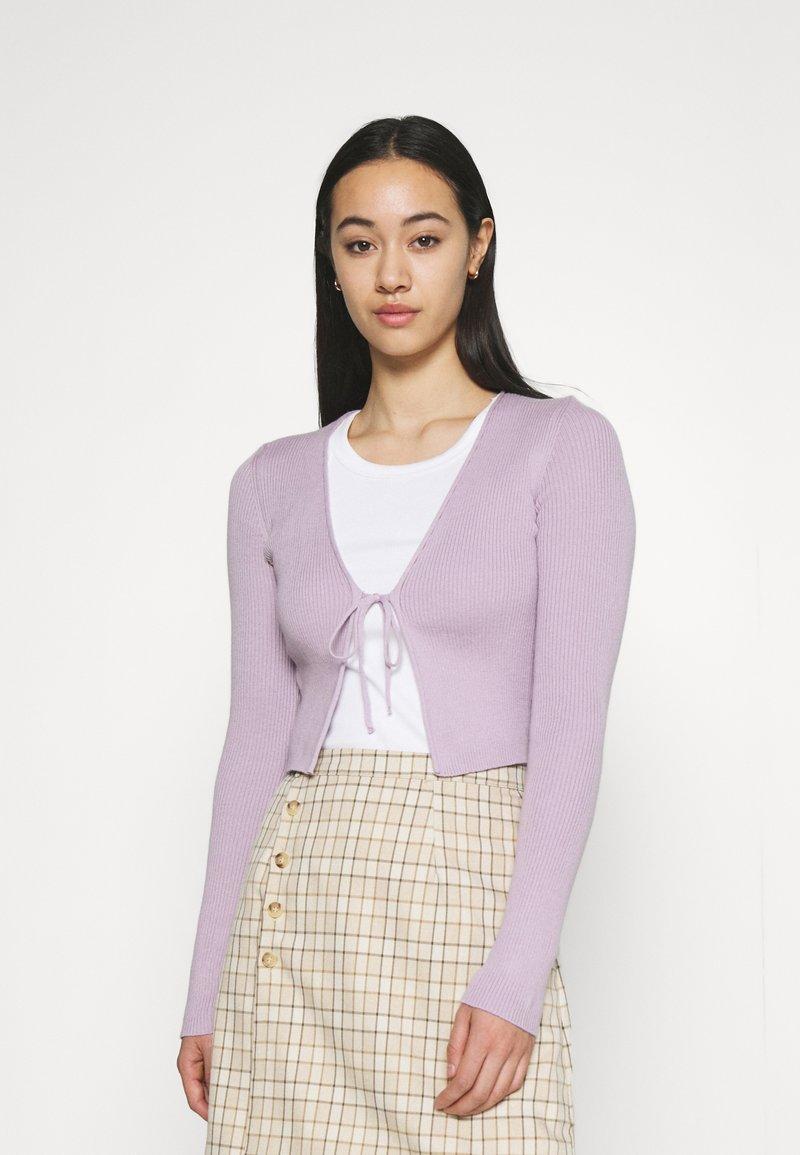 Even&Odd - Vest - lilac