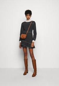 See by Chloé - Denimové šaty - black - 1