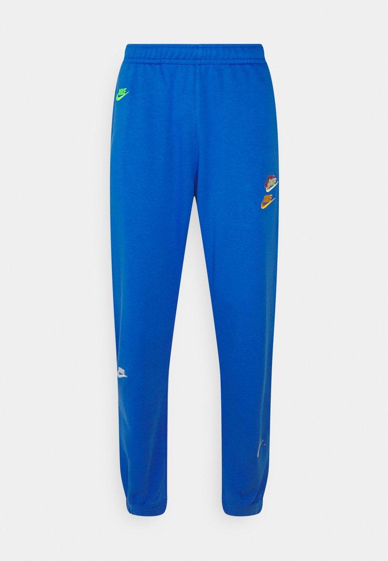 Nike Sportswear - Spodnie treningowe - signal blue
