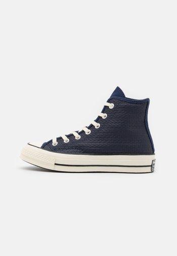 CHUCK 70 - Sneakers alte - midnight navy/sea salt blue/egret