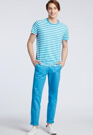 Chinosy - blue