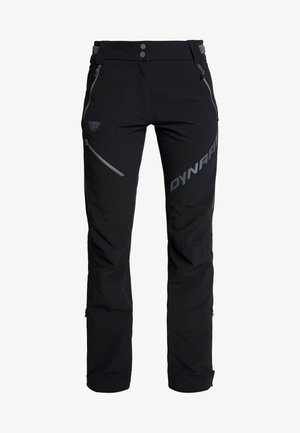 MERCURY - Outdoor trousers - black out