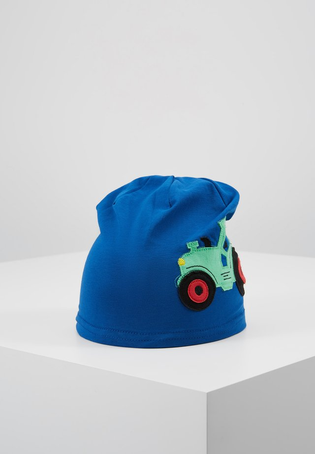 BOHO - Beanie - blue