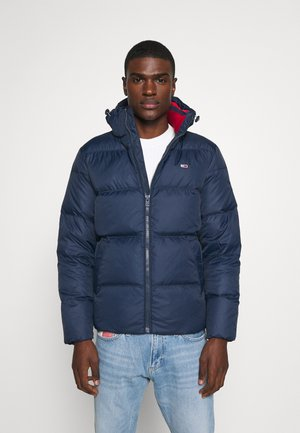 ESSENTIAL JACKET - Down jacket - twilight navy