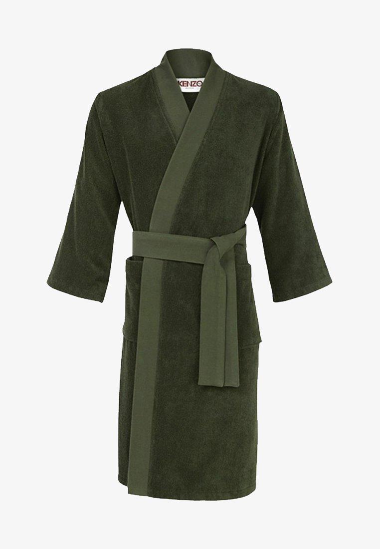 KENZO Homme - Dressing gown - khaki