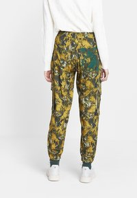 Desigual - Trousers - yellow - 2