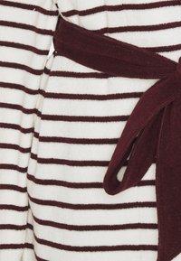 Schiesser - Dressing gown - burgund - 2