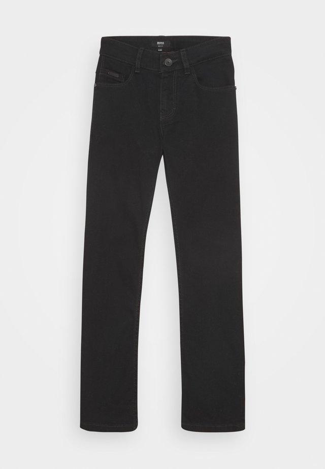 TROUSERS - Jeans Slim Fit - black