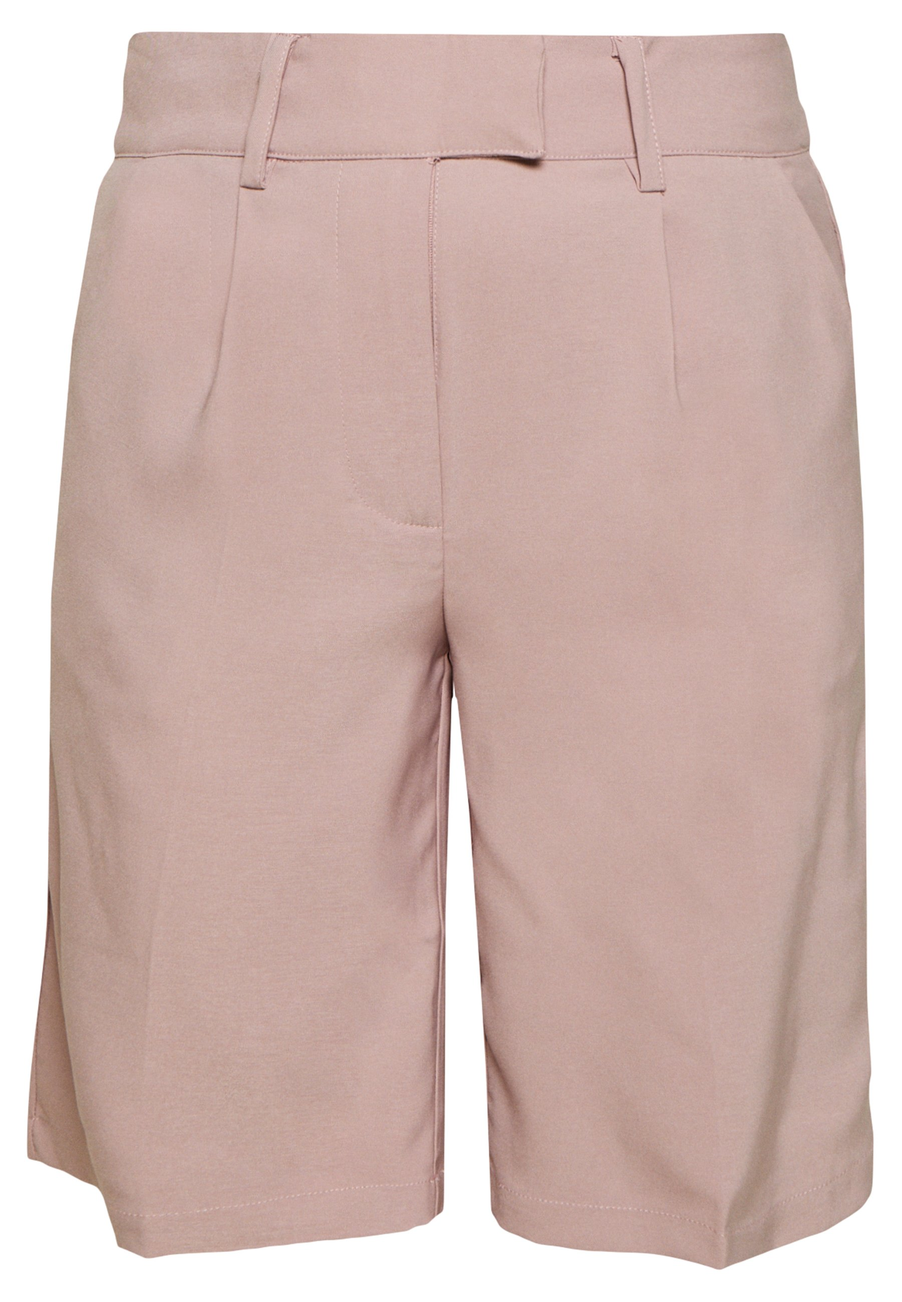 NA-KD PLEATED  - Shorts - dusty pink