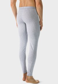 mey - Pyjama bottoms - light grey melange - 2