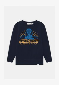 GAP - BOY VADER CREW - Sweatshirt - blue galaxy - 0